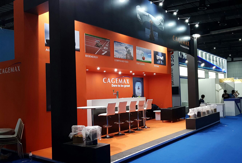 Cagemax stand