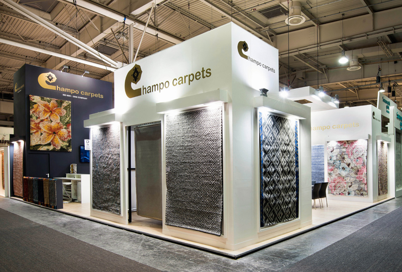 Champo stand