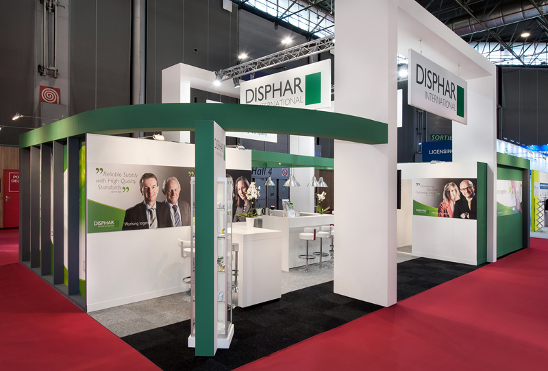 Disphar stand