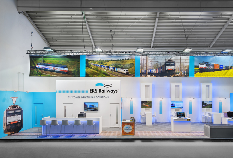 ERS Railways stand